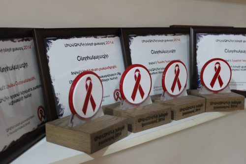 HIV/AIDS issues advocate 2014 awards
